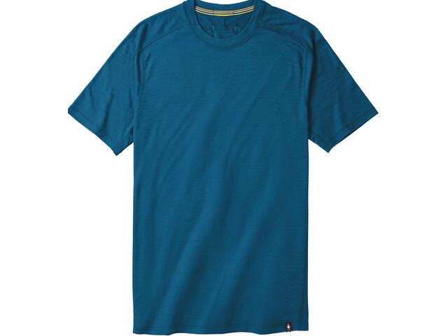 Smartwool Merino Sport 150 Tech T-shirt Heren, alpine blue